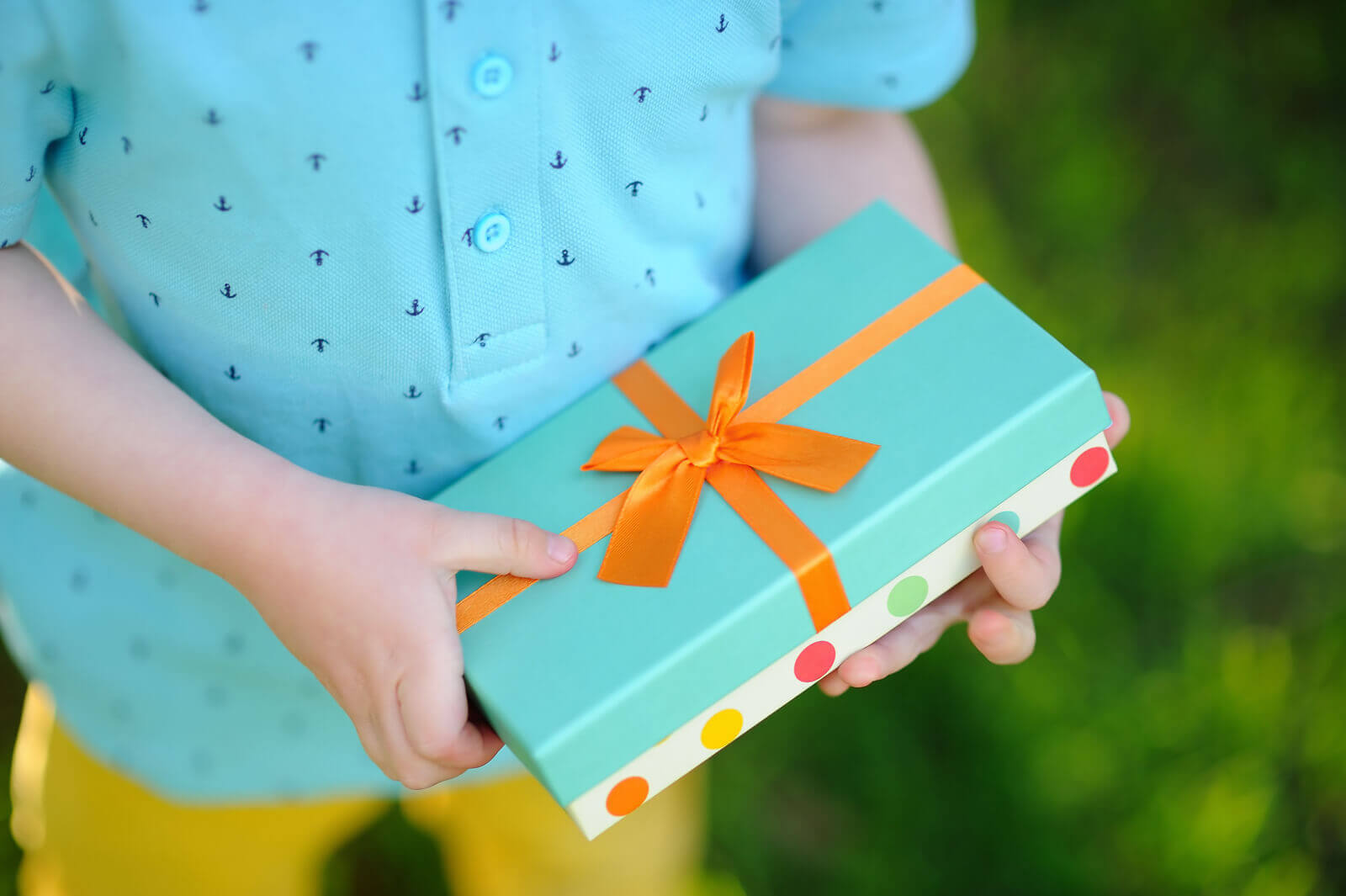 Here are a few gift ideas for your Toddler