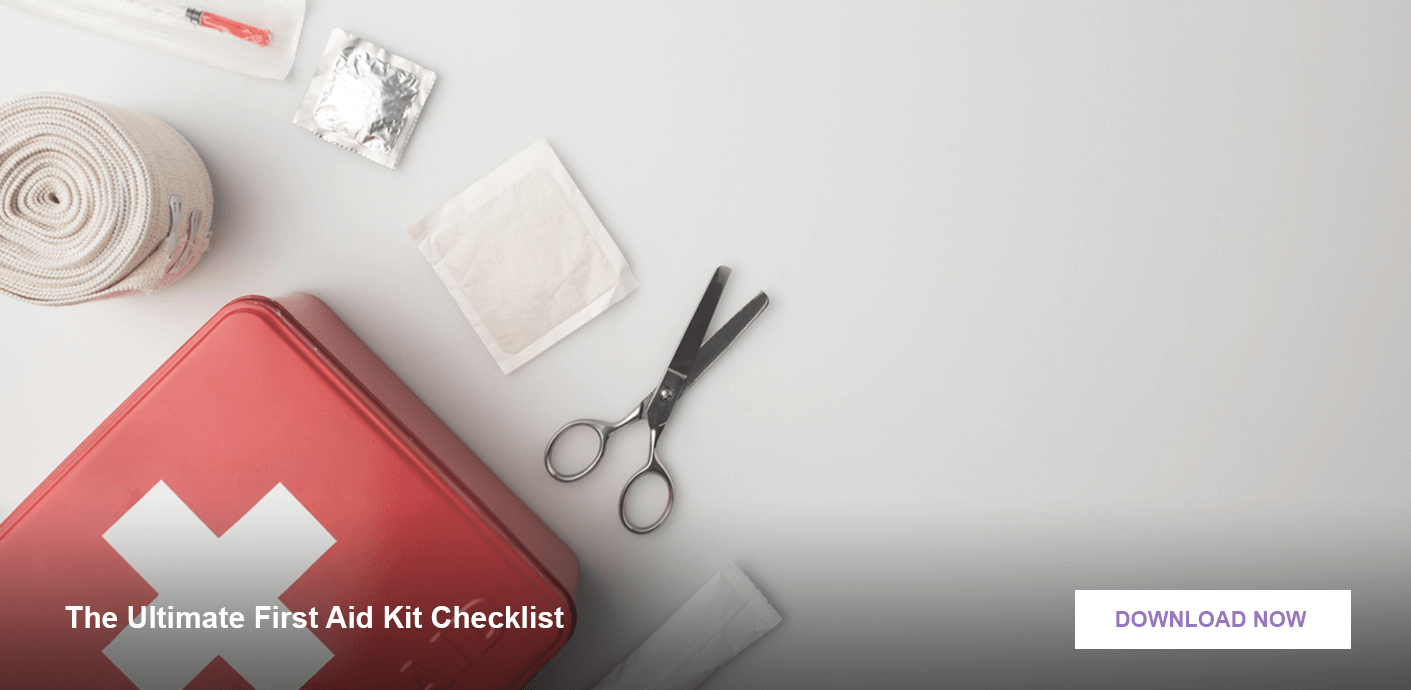 Baby proofing - The Ultimate First Aid Kit
