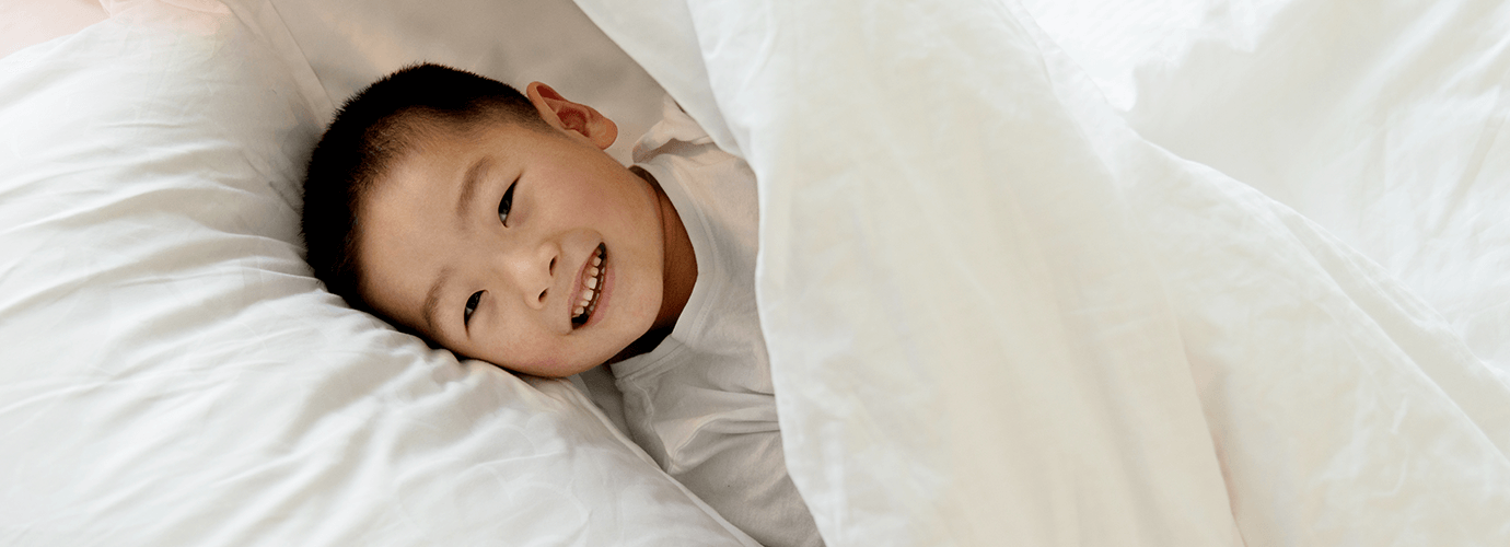 Everything you need to know about bed-wetting